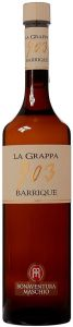 Grappa 903 Barrique Bonaventura Maschio