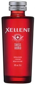 Vodka Xellent Con Astuccio Swiss