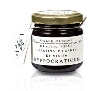 Gelatina di Vino Piccante Hyppocraticum Livio Pesle