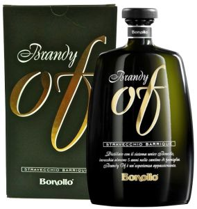 Brandy of Stravecchio Barrique Bonollo