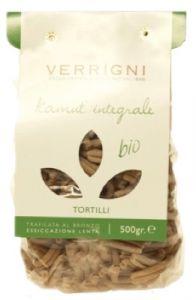 Strozzapreti Totilli di kamut Integrale Bio Verrigni