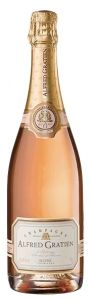 Champagne Brut Rosé Alfred Gratien