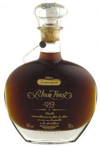 Rum Viux 50 anni Millésime Vintage 1953 Damoiseau