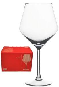 6 Bicchieri Cristallino Sonoro Superiore Harmony 72 Vino Rosso Rastal