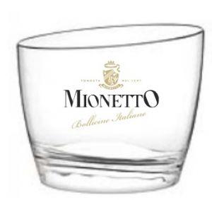 Spumantiera Per Ghiaccio Nero 6 Bottiglie Sergio Mionetto