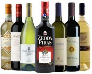 Sardegna da Gustare 7 Bottiglie Assortite