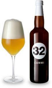 Curmi Birra Artigianale Bianca 32 Via dei Birrai
