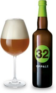 Oppale Birra Artigianale Chiara Luppolata 32 Via dei Birrai