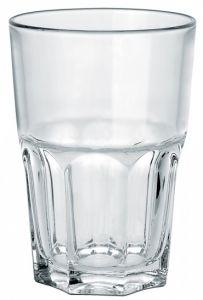 6 Bicchieri Temperato Tumbler Casablanca 42 Long Drink Rastal