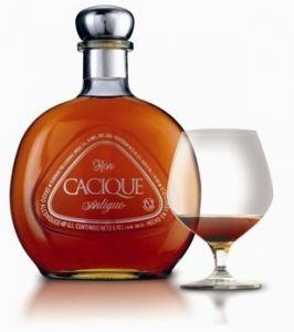 Rum Metodo Solera Antiguo 12y Cacique