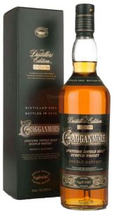 Whisky Speyside Single Malt Edizione 2003 Cragganmore