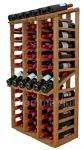 Cantinetta Color Rovere Chiaro max 72 Bottiglie