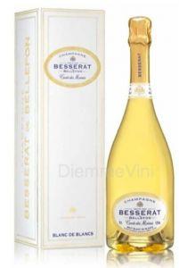 Champagne Cuvée des Moines Brut Blanc de Blanc Besserat