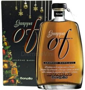 Christmas Grappa Barrique Amarone of Bonollo
