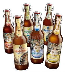 Degustazione 6 Birre Tradizione Conventuale Tedesca Norbertus