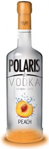 Vodka Peach Extreme Juice lt. 1,0 Barman Edition Polaris
