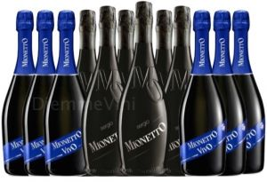 Promo Bollicine Sergio Mionetto 12 Bottiglie