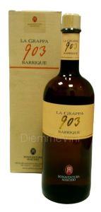 Magnum 2 Lt. Grappa 903 Barrique Bonaventura Maschio