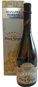 Grappa Distillata da Vinacce di Pinot Invecchiata 3 anni Brotto
