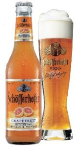 Birra Non Filtrata HefeWeizen-Mix Grapefruit Schofferhofer