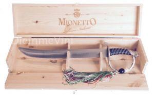 Cassetta Sciabola del Sommelier Mionetto