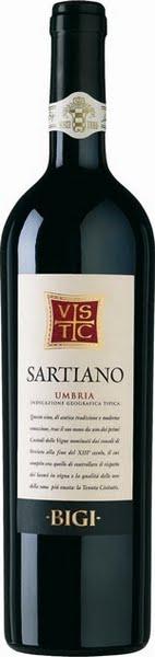 Sartiano Rosso dell'Umbria Igt 2013 Bigi