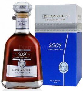 Rum Single Vintage Riserva 2001 Diplomatico
