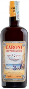 Rum Exstra Strong 15 Anni 104° Proof Caroni