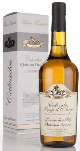 Calvados Pays d'Auge Reseve Cristian Drouin