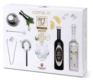 Confezione Kit Cocktail Prime Uve Mixology Bonaventura Maschio