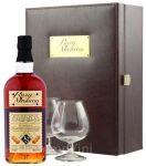 Confezione Rum Imperiale 18 anni e 2 Bicchieri Degustazione Malecon