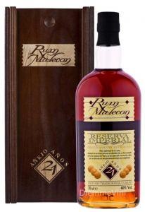 Confezione Wood Box Rum Imperiale 21 anni Malecon