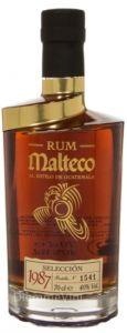 Rum Riserva 1987 Malteco