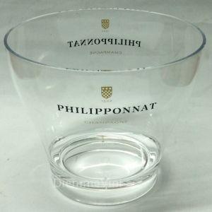 Secchiello in Acrilico Trasparente Bucket Philipponnat