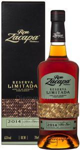Ron Reserva Limitada Edizione Speciale 2014 Zacapa