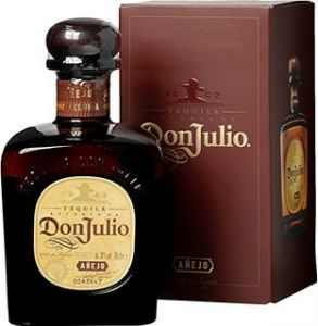 Tequila Anejo Messico Don Julio Gonzales