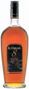 Rum Demerara 8 Years Old El Dorado