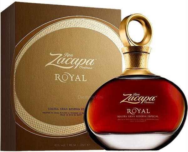 Rum Royal Solera Gran Riserva Especial Centenario Zacapa