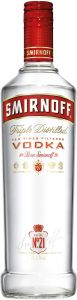 Vodka Premium Red 1 Litro Smirnoff