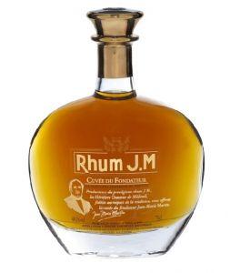 Rhum Vieux Cuvée Du Fondateur Agricole De La Mantique J.M.
