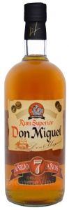 Rum Superiore Anejo 7 Anni Lt.1,0  Don Miguel