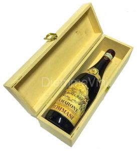 Cassetta Legno Amarone Classico della Valpolicella Doc 2013 Tommasi