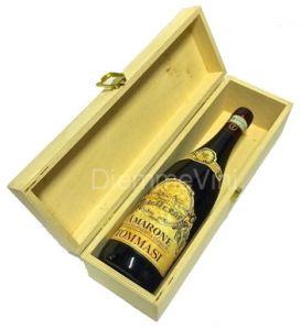 Cassetta Legno Amarone Classico della Valpolicella Doc 2015 Tommasi
