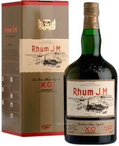 Rhum Trés Vieux XO Agricole De La Martinica J.M.