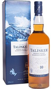 Scotch Whisky Single Malt Torbato 10y Talisker