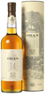 Whisky Torbato 14y Oban West Highlands
