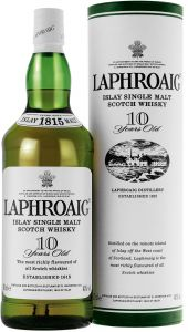 Whisky Single Malt Torbato 10y Laphroaig