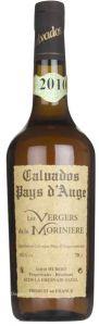 Calvados Pays d'Auge Les Vergers de la Morinière 2010 Hubert