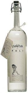 Grappa UvaViva Distillato di Uva Poli Distillerie