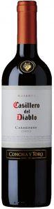 Carmenere Casillero del Diablo Riserva 2019 Concha y Toro